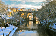 Knaresbourough Bridge In North...
