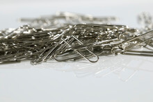 Stack Of Paper Clips