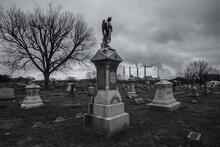 Pioneer Cemetery Near Development