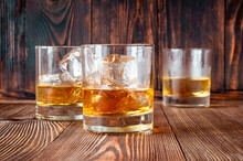 Southern Comfort On The Rocks