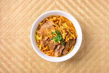 Northern Thai Food (Khao Soi),...