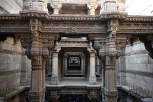 Stepwell Of  16th Century
