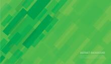 Abstract Light Square Green Wallpaper. Vector Illustration Eps10