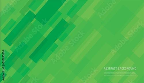 Fototapeta abstract light square green wallpaper. vector illustration eps10 obraz