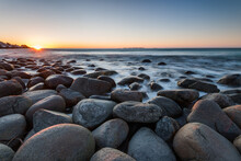 The Famous Beach Near Uttaklei...