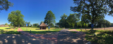 Panorama From The Rest Area In...