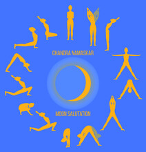 Yoga Complex Salutation To The...