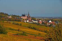 Die Katharinenkirche Von Oppen...
