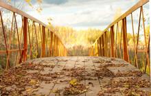 Yellow Village Bridge.Fallen L...