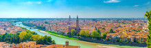 Panorama Of Verona Historical ...