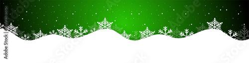 Canvas Print sfondo, alberello, neve, fiocchi di neve, nevicata, natale, inverno