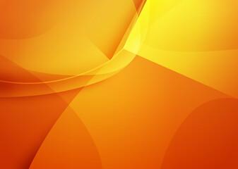 Pomarańczowe abstrakcyjne tło na stronę www