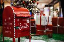 Mailbox For Christmas Letters ...