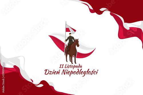 Valokuvatapetti Translation: November 11, Independence Day