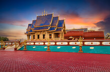 The Beautiful Of Wat Phiphat M...