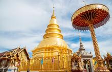 Wat Phra That Hariphunchai An ...