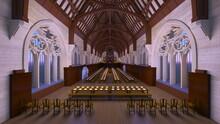 大聖堂ホール