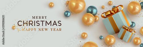 Foto Christmas banner