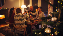 European Family Toasting Wine ...