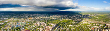 Panorama Of The Kirov City And...