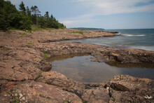 View Of Lake Superior From The...