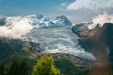European Mountains Mont Blanc,...