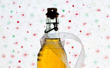Close Up Of Lemon Olive Oil