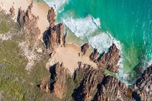Stunning Rocky Coastline Of Th...