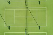 Aerial Views Over Multiple Art...