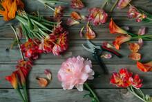 Florist Table.