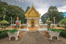 Landmark Wat Phra That Nong Bu...