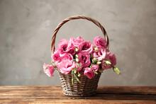 Beautiful Pink Eustoma Flowers...