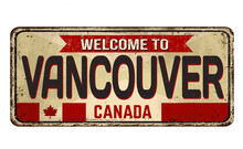 Welcome To Vancouver Vintage R...
