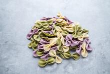 Nutritional Children's Noodles Multigrain Butterfly Noodles