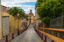 Street In The Town Of Island C...