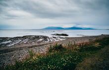 Strait Of Magellan In South Am...
