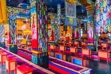 Bon Monastery, Solan, Himachal...