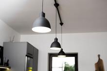 Industrial Black Look Pendant ...