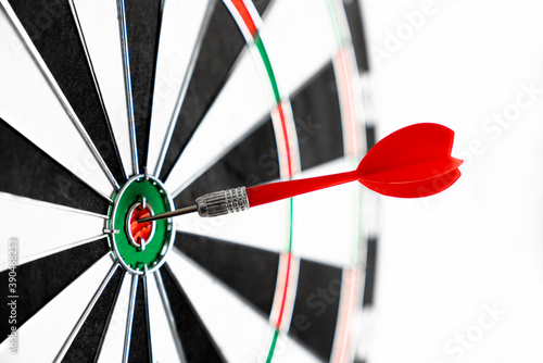Obraz na plátne Tarcza na rzutki, dart