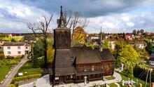 Kościół św. Anny W Gołkow...