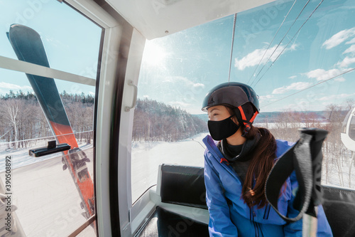 Tela Ski resorts open for winter sports following coronavirus restriction guidelines