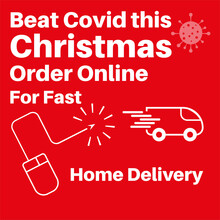 Beat Covid This Christmas And Order Online For Fast Home Delivery
