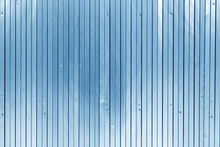 Metal Sheet Fence Texture In B...