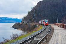 Circum-Baikal Railway And Trai...