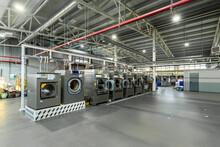 Industrial Laundry, Large Workshop