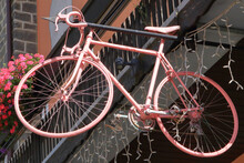 Bicicletta Rosa, Pink Bicycle