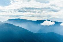 Various Views Of Shimla In Monsoon