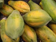 Pile Of Papaya For Sale