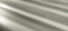 Gray Striped Background With O...