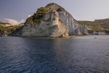 White Crags In Palmarola